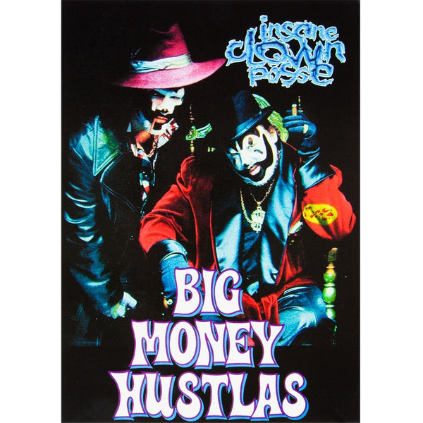 Insane Clown Posse - Big Money - Postcard