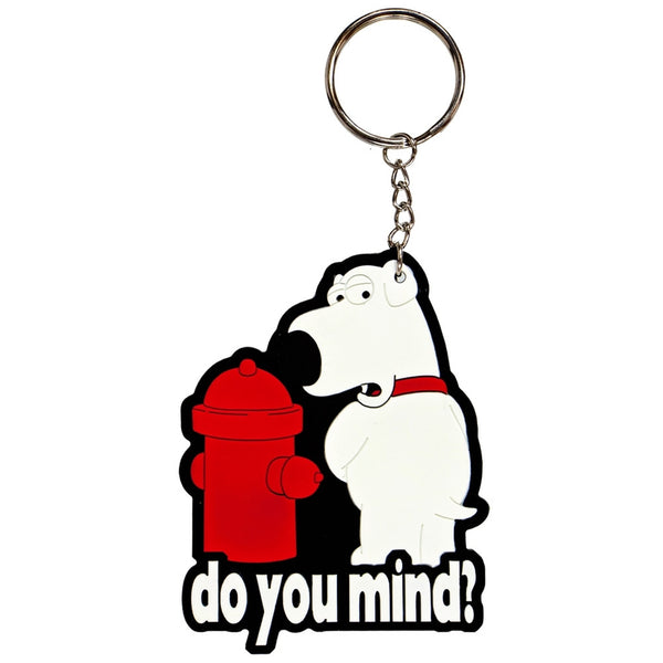 Family Guy - Do You Mind Keychain