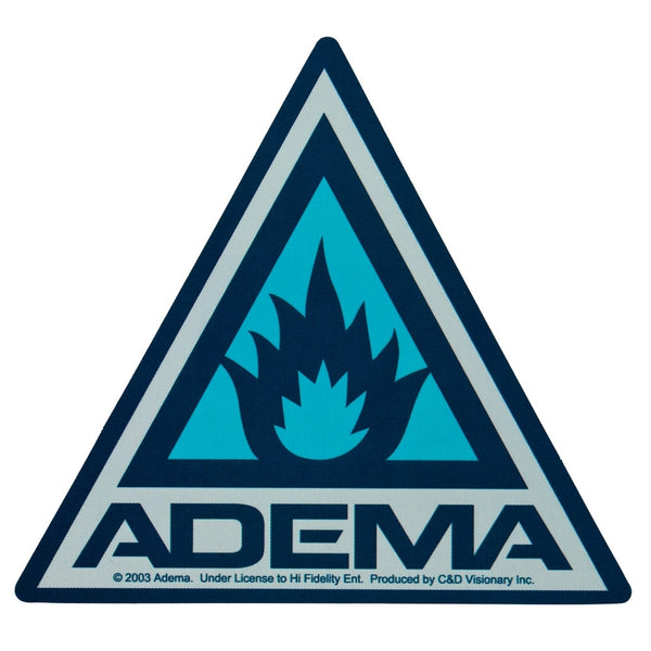 Adema - New Fire Logo Decal
