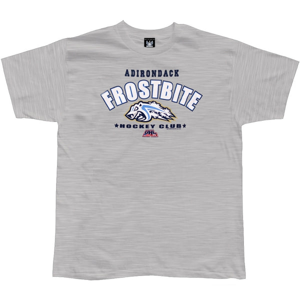 The Adirondack Frostbite - Hockey Club T-Shirt Heather