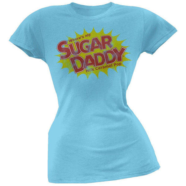 Sugar Daddy - Logo Juniors T-Shirt