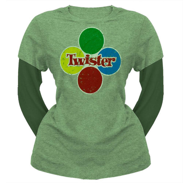Twister - Logo Juniors Thermal 2fer