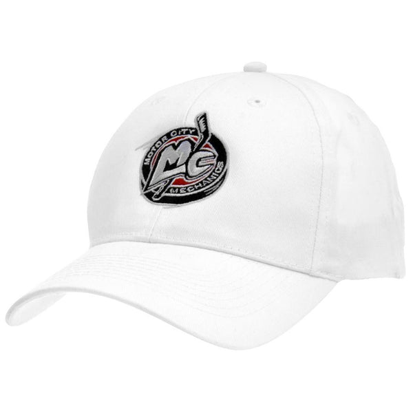 Motor City Mechanics Logo Cap - White