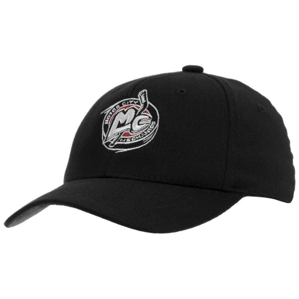 Motor City Mechanics Logo Cap - Black