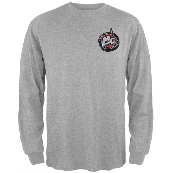 MotorCity Mechanics - Dual Logo Long Sleeve T-Shirt