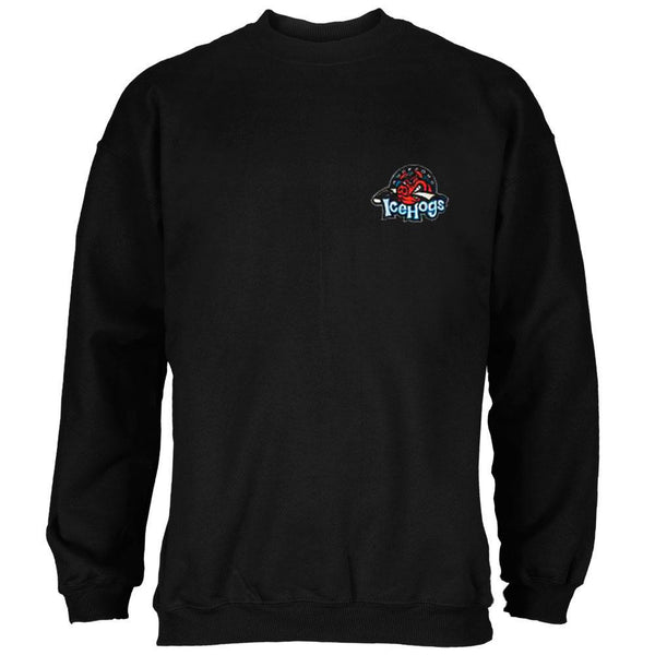 Rockford IceHogs - Embroidered Logo Sweatshirt