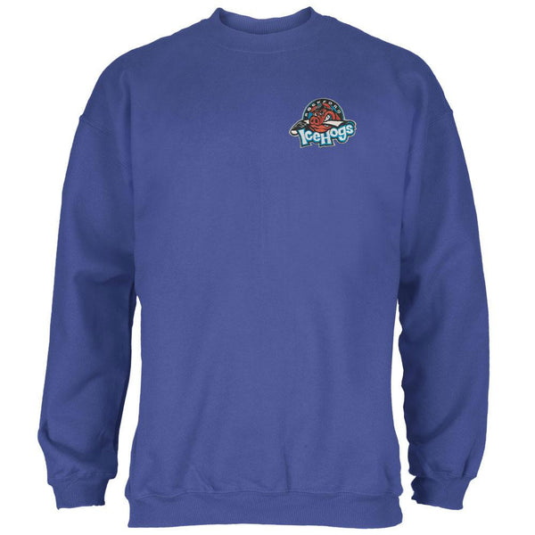 Rockford IceHogs - Embroidered Logo Adult Sweatshirt