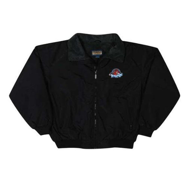 Rockford IceHogs - Logo Nylon Jacket W/ Fleece