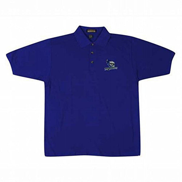 Danbury Trashers - Logo Blue Polo Shirt