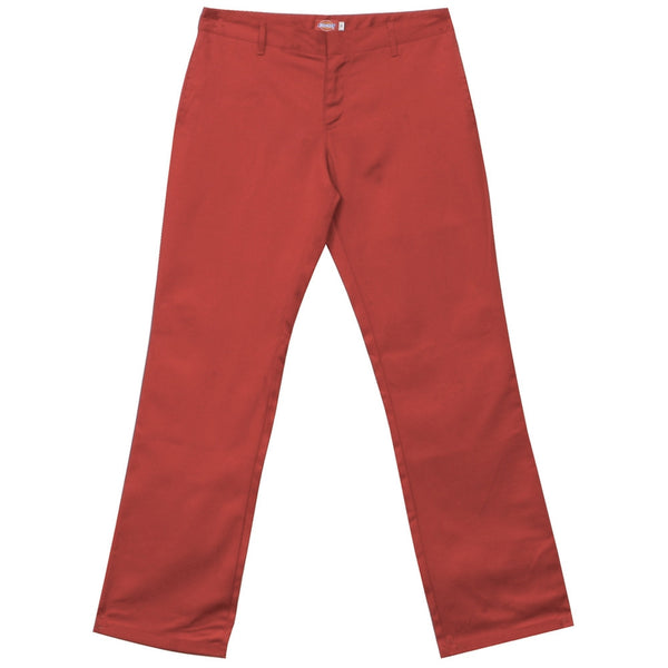 Dickies Girl - Original Low Rider Red Juniors Pants