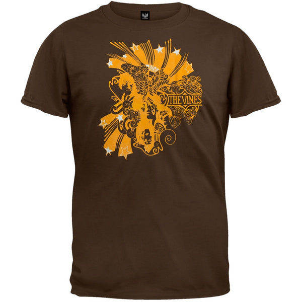 The Vines - The Ride Brown T-Shirt
