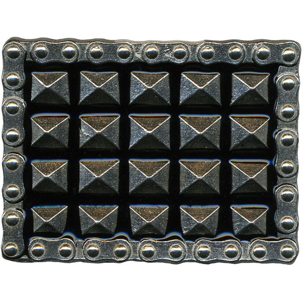 Studded Belt Buckle