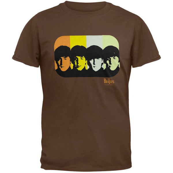 The Beatles - '70s Panel T-Shirt
