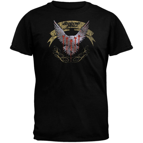 Shadows Fall - Silver Hawk T-Shirt
