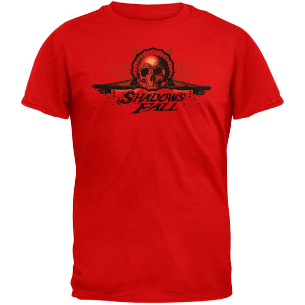 Shadows Fall - Bomber T-Shirt