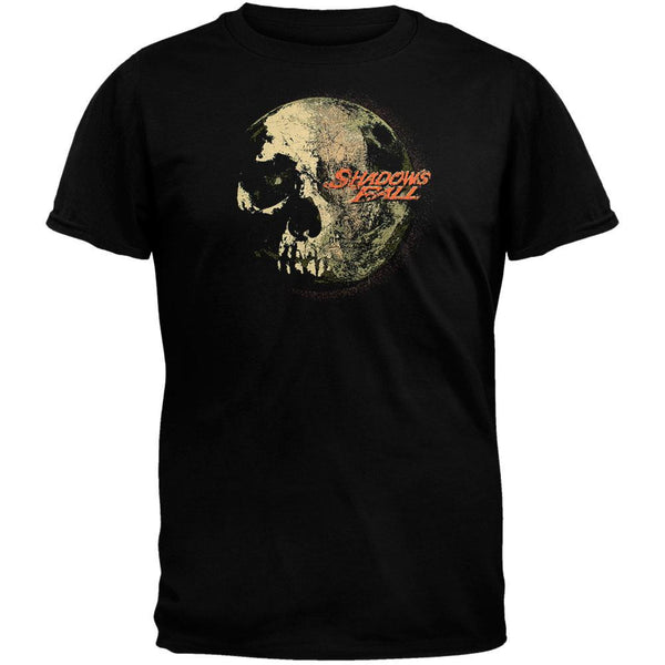 Shadows Fall - Skull Moon T-Shirt