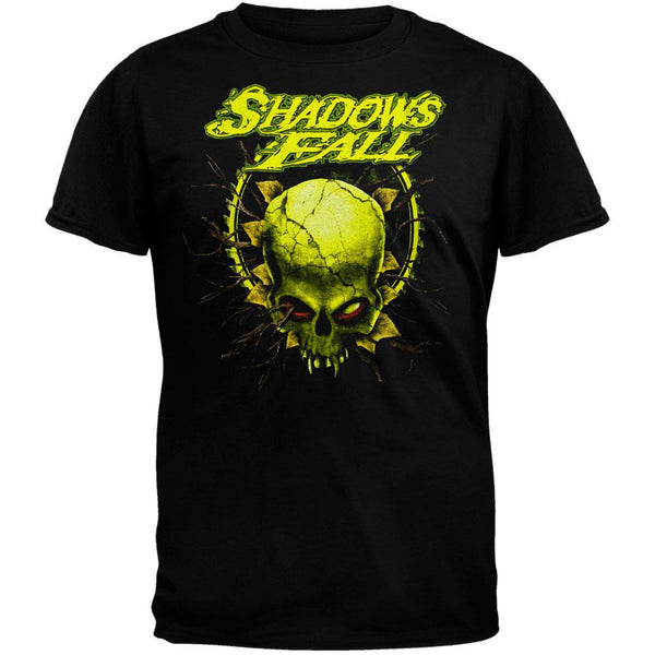 Shadows Fall - Saw Skull T-Shirt