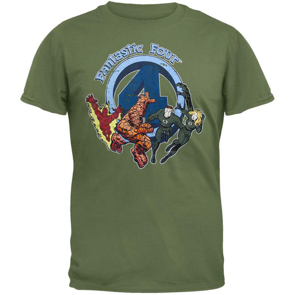 Fantastic Four - Gangs Way T-Shirt