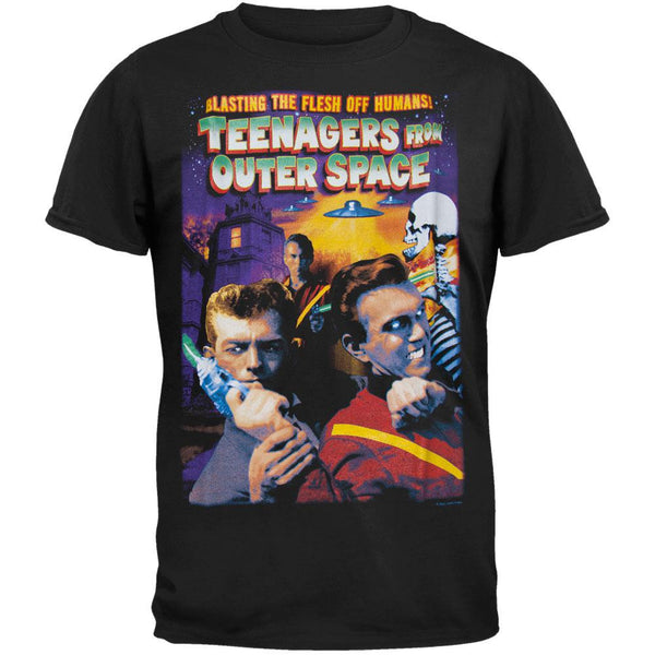 Teenagers From Outer Space - Poster Art T-Shirt