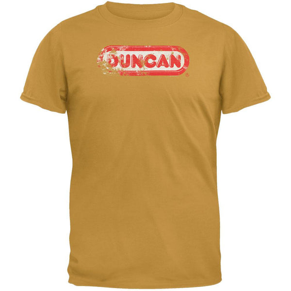 Duncan - Distressed Logo T-Shirt