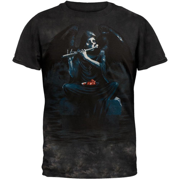 Skulbone - Angel Of Death Adult T-Shirt