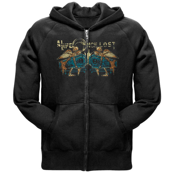 A Life Once Lost - Casket Hoodie