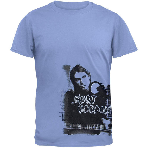 Kurt Cobain - Low Mic T-Shirt