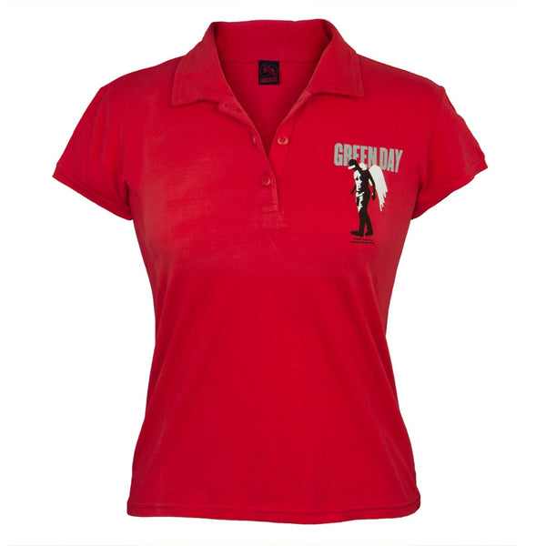 Green Day - Jimmy Juniors Polo Shirt