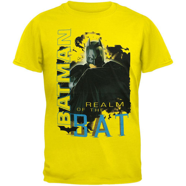 Batman - Realm Of The Bat Youth T-Shirt