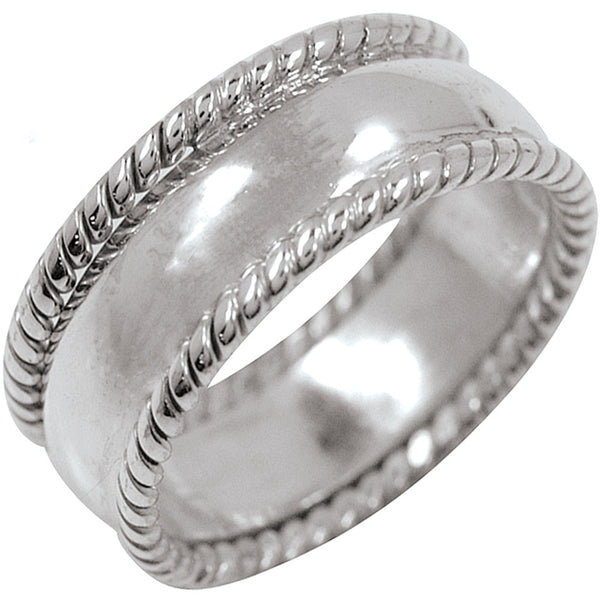Small Band Sterling Silver Ring