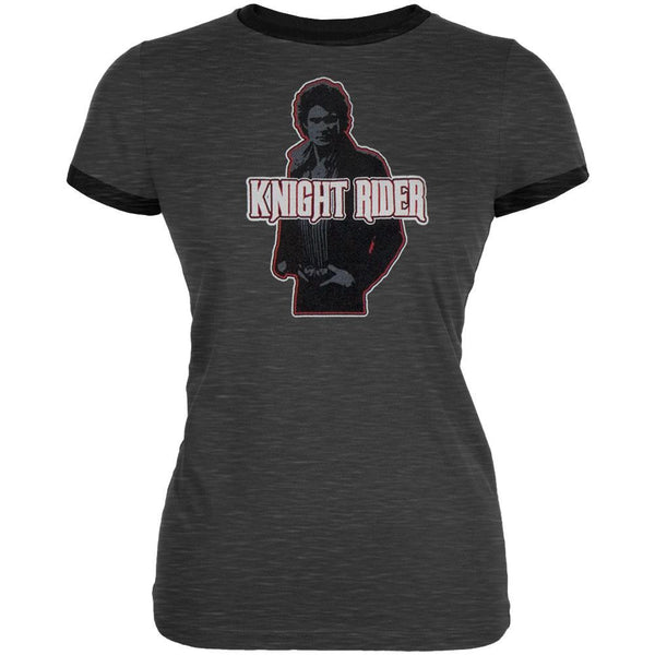 Knight Rider - Michael Juniors T-Shirt