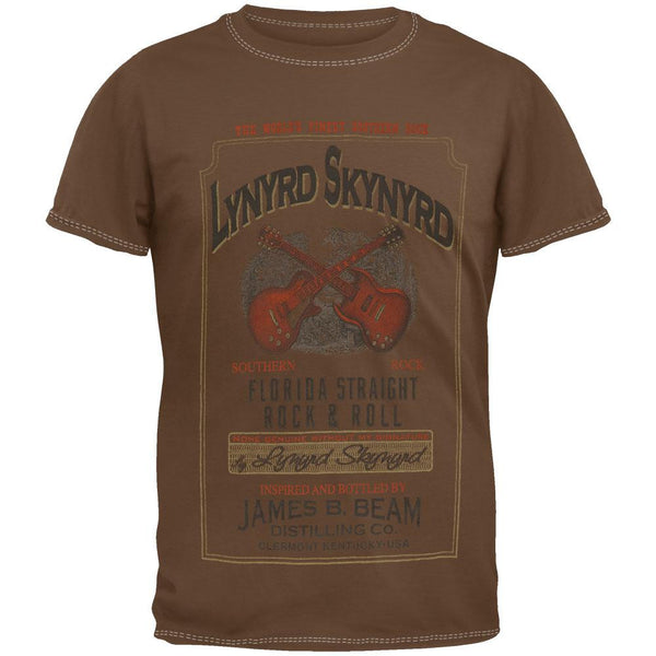 Lynyrd Skynyrd - Label Overdyed T-Shirt