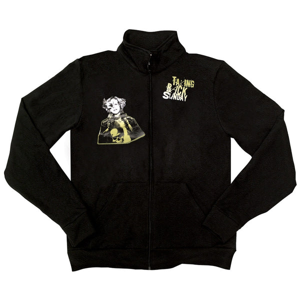 Taking Back Sunday - Meets Skull Track Jacket