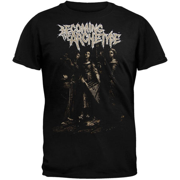 Becoming The Archetype - Holy Gold Youth T-Shirt