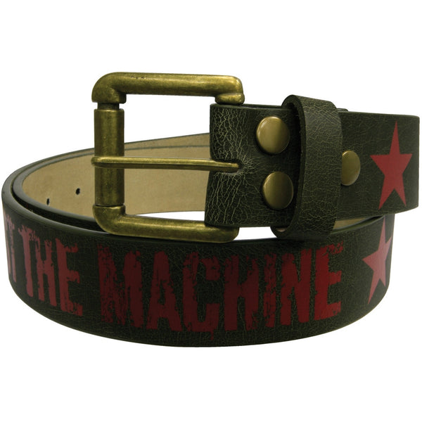 Rage Against The Machine - Star Studded Belt