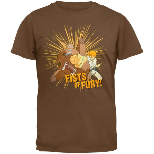Fruits Basket - Fists Of Fury T-Shirt