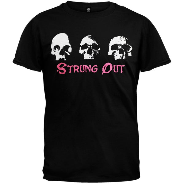 Strung Out - Skulls T-Shirt