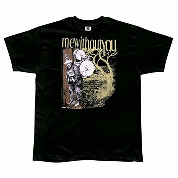 Mewithoutyou - Band Black Adult T-Shirt