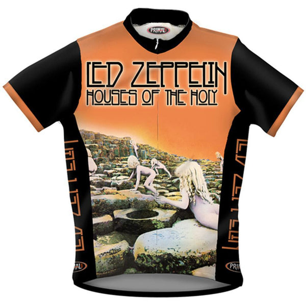 Led Zeppelin - Houses Cycling Jersey