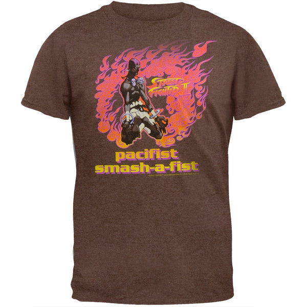 Street Fighter - Pacifist T-Shirt