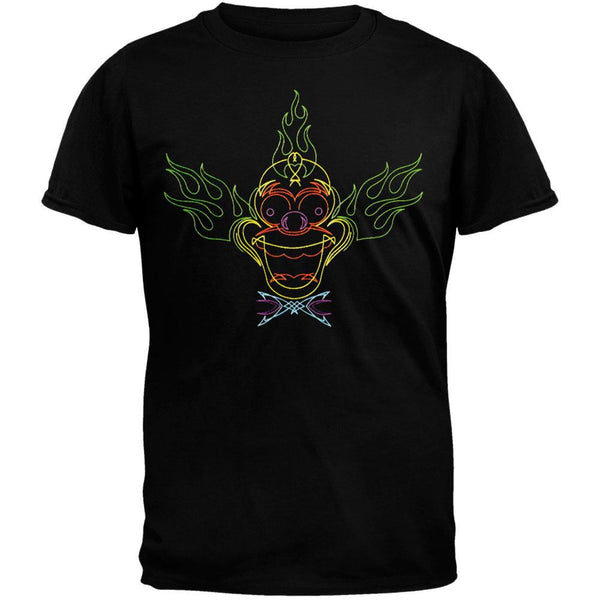 Simpsons - Krusty Pinstripe T-Shirt