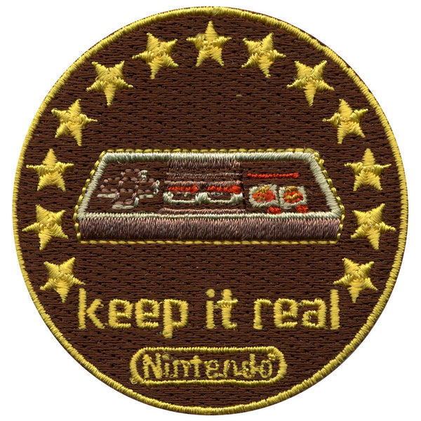 Nintendo - Keep It Real Patch