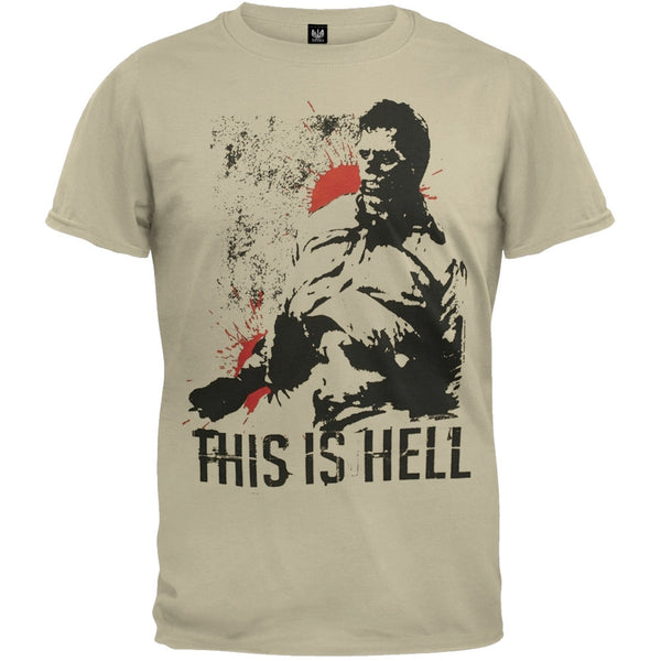 This Is Hell - Zombie T-Shirt