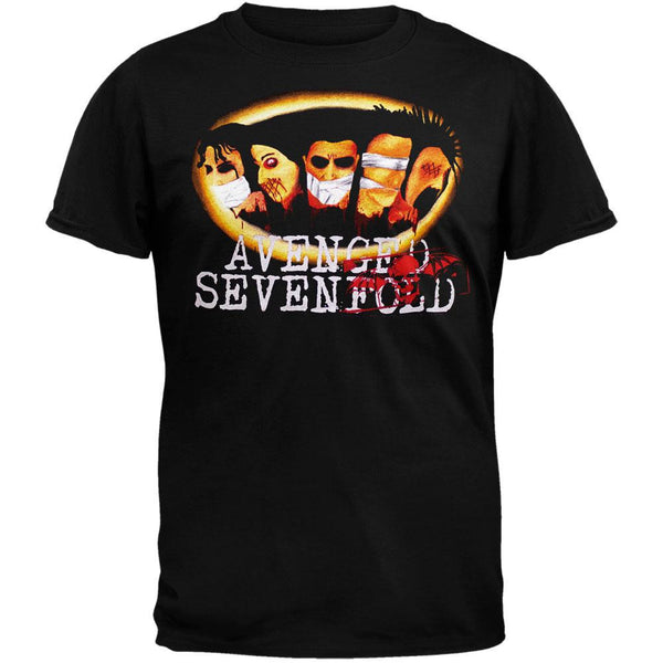 Avenged Sevenfold - Heads Off T-Shirt