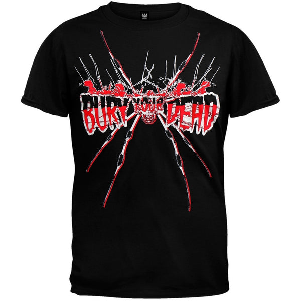Bury Your Dead - Spider T-Shirt