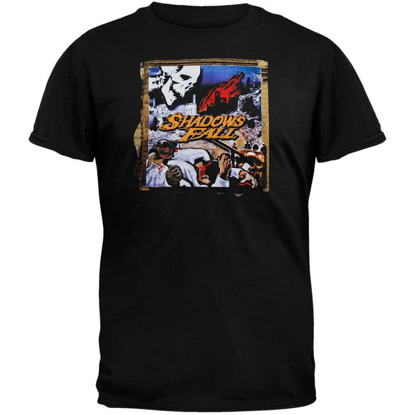 Shadows Fall - Fall Out T-Shirt
