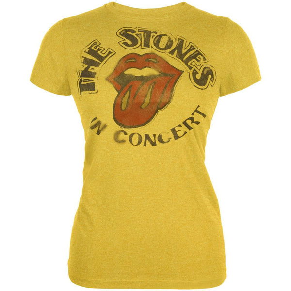 Rolling Stones - In Concert Juniors T-Shirt
