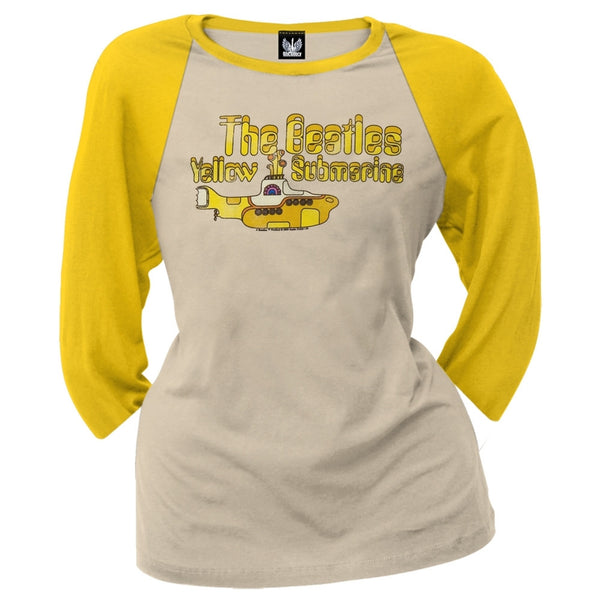 The Beatles - Submarine Juniors Raglan