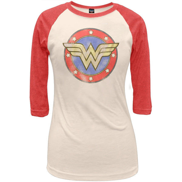 Wonder Woman - Circle Juniors Raglan