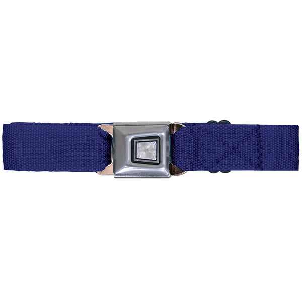 Ford Burst Seatbelt - Royal Web Belt